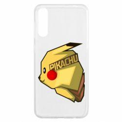 Чохол для Samsung A50 Pikachu