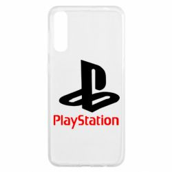 Чохол для Samsung A50 PlayStation
