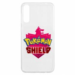 Чохол для Samsung A50 Pokemon shield