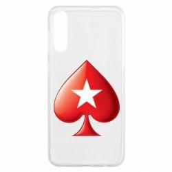 Чохол для Samsung A50 Poker Stars 3D Logo