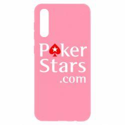 Чохол для Samsung A50 Poker Stars
