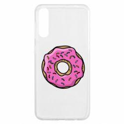 Чохол для Samsung A50 Пончик Гомера