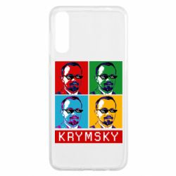 Чохол для Samsung A50 Pop man krymski