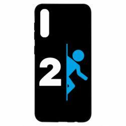 Чохол для Samsung A50 Portal 2 logo