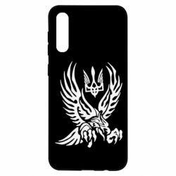 Чохол для Samsung A50 Птах та герб