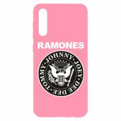 Чохол для Samsung A50 Ramones