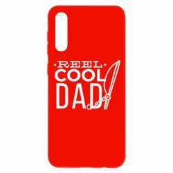 Чехол для Samsung A50 Reel cool dad