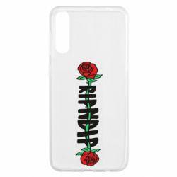 Чехол для Samsung A50 RipnDip rose