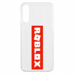 Чохол для Samsung A50 Roblox suprem