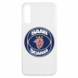 Чохол для Samsung A50 SAAB Scania