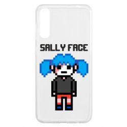 Чохол для Samsung A50 Sally face pixel