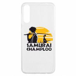 Чохол для Samsung A50 Samurai Champloo
