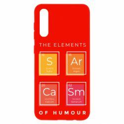 Чохол для Samsung A50 Sarcasm