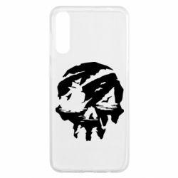Чохол для Samsung A50 Sea of Thieves skull
