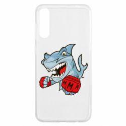 Чохол для Samsung A50 Shark MMA