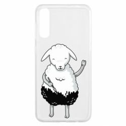 Чохол для Samsung A50 Sheep
