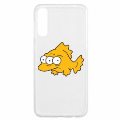 Чохол для Samsung A50 Simpsons three eyed fish