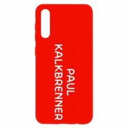Чохол для Samsung A50 Singer Paul Kalkbrenner