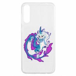 Чохол для Samsung A50 Sisu Dragon Art