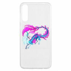 Чохол для Samsung A50 Sisu Water Dragon