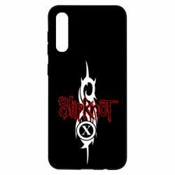Чохол для Samsung A50 Slipknot Music