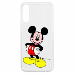 Чохол для Samsung A50 Сool Mickey Mouse