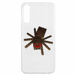 Чохол для Samsung A50 Spider from Minecraft