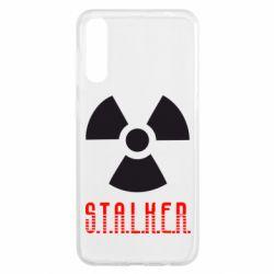 Чохол для Samsung A50 Stalker