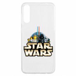 Чохол для Samsung A50 Star Wars Lego