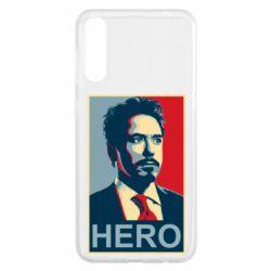 Чохол для Samsung A50 Stark Hero