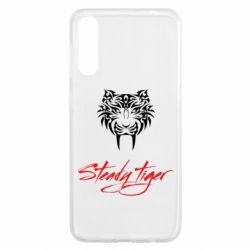 Чохол для Samsung A50 Steady tiger