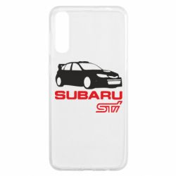 Чохол для Samsung A50 Subaru STI