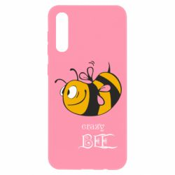 Чохол для Samsung A50 Шалена бджілка