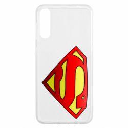 Чохол для Samsung A50 Superman Logo