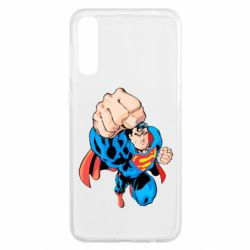 Чохол для Samsung A50 Супермен Комікс