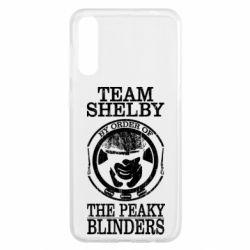 Чохол для Samsung A50 Team Shelby the Peaky Blinders
