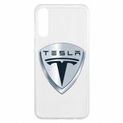 Чохол для Samsung A50 Tesla Corp