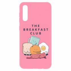 Чохол для Samsung A50 The breakfast club