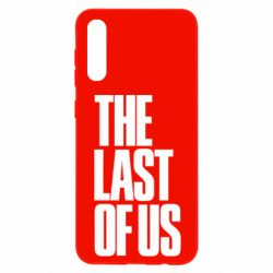 Чохол для Samsung A50 The Last of Us