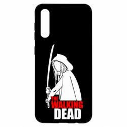 Чохол для Samsung A50 The walking dead (Ходячі мерці)