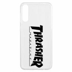 Чохол для Samsung A50 Thrasher Magazine