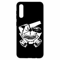 Чохол для Samsung A50 Tokyo Ghoul mask