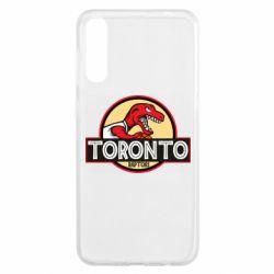 Чохол для Samsung A50 Toronto raptors park