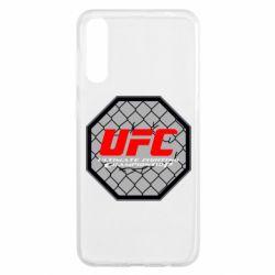 Чохол для Samsung A50 UFC Cage
