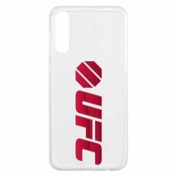 Чехол для Samsung A50 UFC Main Logo