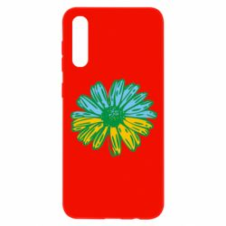 Чохол для Samsung A50 Українська квітка
