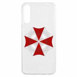 Чохол для Samsung A50 Umbrella Corp Logo