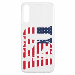 Чохол для Samsung A50 USA