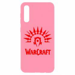Чохол для Samsung A50 WarCraft Logo