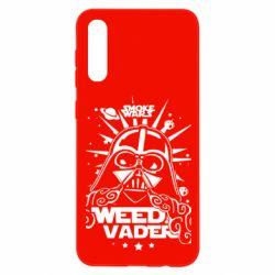 Чехол для Samsung A50 Weed Vader